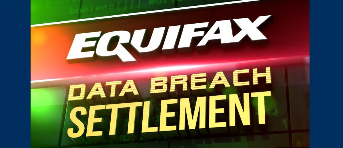 Equifax Data Breach Settlement graphic Link
