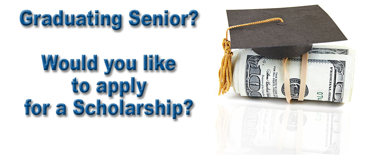 Are you a graduating senior from High School? Click on this link to learn more.